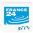 france 24 INTERNATIONAL NEWS台标